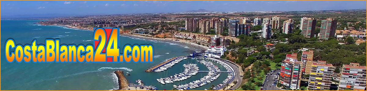 Costa Blanca, Hiszpania, news, costablanca24.com