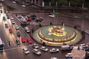 Jazda samochodem w Hiszpanii, CostaBlanca