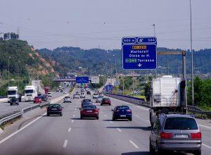 Przyjazd samochodem do Hiszpanii, CostaBlanca