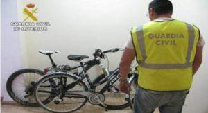 Nastolatkowie aresztowani za kradzież rowerów, CostaBlanca