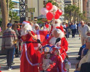 Święta – w stylu Benidormu, CostaBlanca